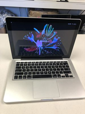 "APPLE MACBOOK PRO 13"" MAC OS MOJAVE FINAL CUT PRO, LOGIC PRO X, ADOBE SUITE for Sale in Crockett, CA"