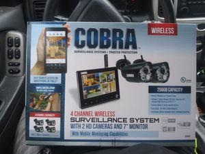New Cobra camera box for Sale in Dallas, TX