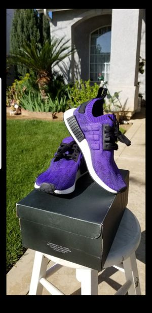 """Authentic Adidas NMD R1 PK """"Energy Ink"""" for Sale in Fresno, CA"""