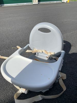 Kids portable High chair for Sale in Concord, MA