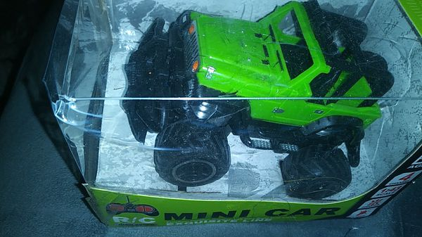 THE GREAT DEAL/RC 4 WHEEL DRIVE WATER PROOF TUFF