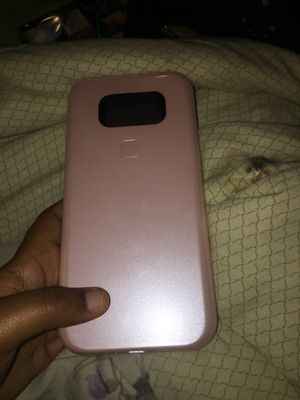 Samsung galaxy light up case for Sale in Indianola, MS