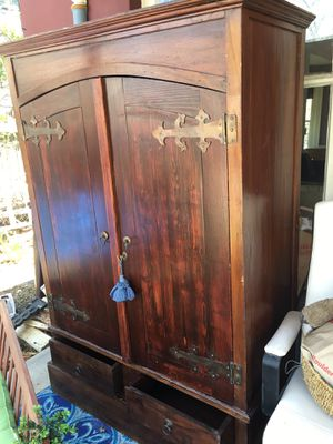 Interesting armoire for Sale in Boulder, CO