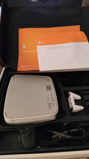 AT&T 2701HG-B 2Wire Wireless Gateway DSL Router Modem for Sale in Salinas, CA