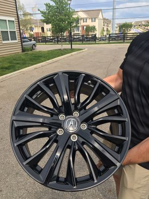 Acura 19 TLX oem rims size 19 inch for Sale in Dublin, OH
