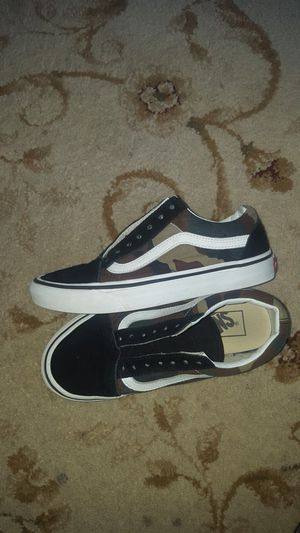 Vans size 4 for Sale in Stratford, CT