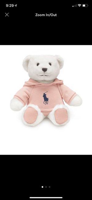 Cute polo Ralph Lauren bear for Sale in Cypress, CA