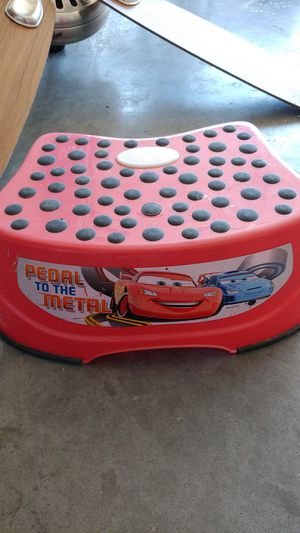 Light up step stool for Sale in Rogers, AR
