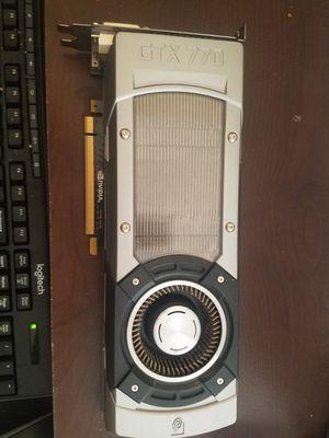 Nvidia GTX 770 Graphics/Video card for Sale in Milton, FL