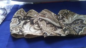 Brown and tan paisley masks-adult for Sale in West Columbia, SC