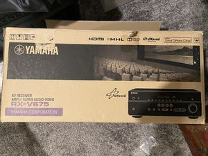 Yamaha surround sound receiver for Sale in Spring Valley, CA