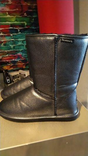 Bearpaw Emma Black Metallic Boots for Sale in Henderson, NV