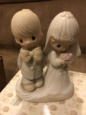 Precious moments figurines $8 each for Sale in Canby, OR