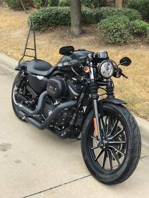 2013 Harley Davidson Sportster Iron *680 miles only* for Sale in Arlington, TX