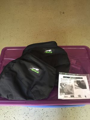 Arctic Cat Passenger Muffs for 2-Up Sled for Sale in Lac du Flambeau, WI