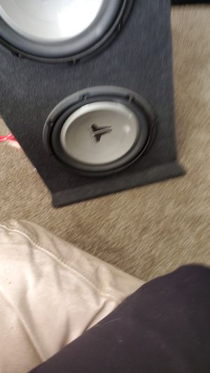 Car stereo sound system (price negotiable) for Sale in San Diego, CA