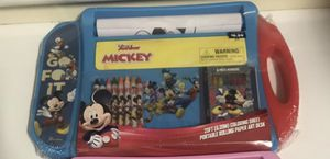 Mickey Mouse coloring kit for Sale in Downey, CA