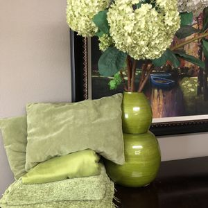 Green Bedroom Decor for Sale in Santa Ana, CA