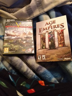 PC games for Sale in Ceres, CA