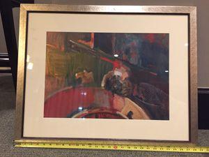 Marsha Staiger - Artist; Original Art Painting Framed for Sale in Bethesda, MD