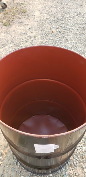 1 Time Use 55 Gallon Steel Drums for Sale in McClellan Park, CA