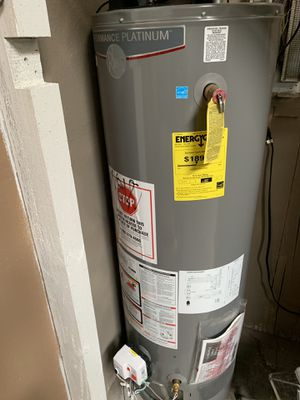 Rheem new water heater promo price includes installation and haul away ‼️‼️ for Sale in Baldwin Park, CA