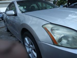 NISSAN MAXIMA S/E 3.5 2007 PARTS OR WHOLE for Sale in Tampa, FL