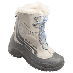 Columbia Bugaboot Plus IV Omni Heat Girl Snow Boots Youth Size 6 Fits Size 7-8 Or 38 for Sale in Montebello, CA