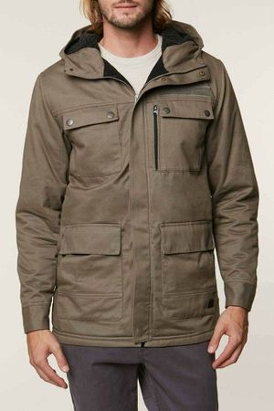 Brand new men's O'Neill Edgewater parka - with tags - XXL for Sale in Long Beach, CA