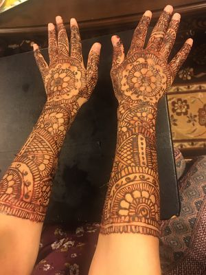 Multi color henna for Sale in Lorton, VA