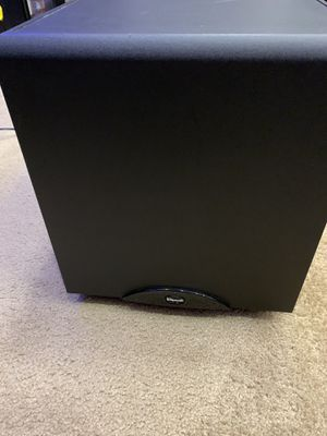 "KLIPSCH SYNERGY SUB 12"" HGB for Sale in Carrollton, VA"