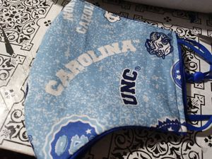 UNC TARHEELS MASKS(4) AVAILABLE for Sale in West Columbia, SC