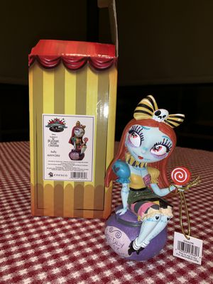 Brand New - Disney nightmare before Christmas sally figurine Miss Mindy collection for Sale in Soquel, CA