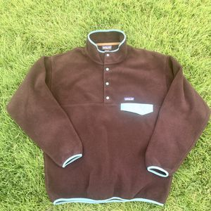 NEW PRICE! PATAGONIA SYNCHILLA SNAP T FLEECE PULLOVER for Sale in Conway, AR