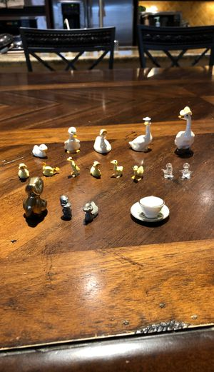 Vintage Duck Colection 35+ years old for Sale in Las Vegas, NV
