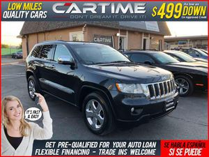 2013 Jeep Grand Cherokee for Sale in Ontario, CA