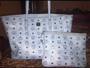Authentic Limited addition MCM handbag and small purse. Serious enquirers only!! for Sale in Dallas, TX