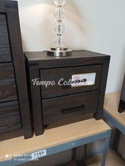 New Solid Wood Nightstand, Brown, SKU# FOA7382NTC for Sale in Santa Fe Springs,  CA