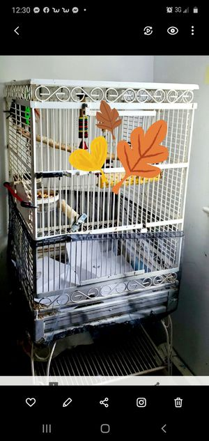 Parrot Cage for Sale in Woodbridge Township, NJ