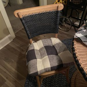 Wicker Table And 2 Chairs for Sale in Winder, GA