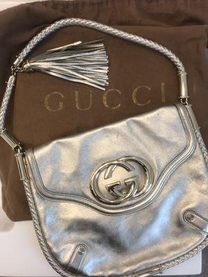 Authentic Gucci leather handbag / purse for Sale in Phoenix, AZ