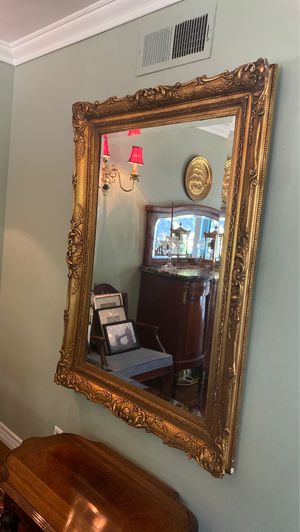 Antique Mirror (100 Years Old) for Sale in Hacienda Heights, CA