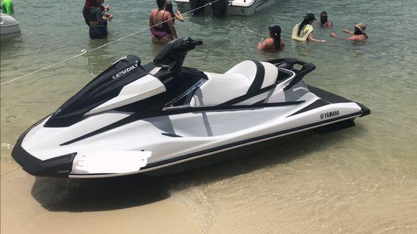 Yamaha jetski 1.8