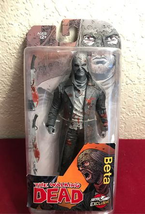 The Walking Dead 5' Beta Bloody Variant Skybound Exclusive Super Rare for Sale in Clovis, CA