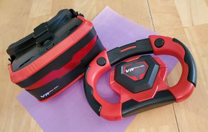 VR Real Feel Racing Set for Sale in Mesa, AZ