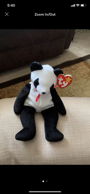 New ty beanie babies Fortune 1997 for Sale in Oceanside, CA