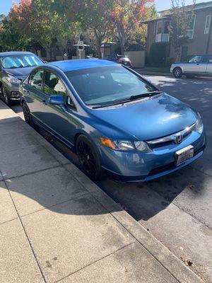 2007 Honda Civic lx for Sale in San Mateo, CA