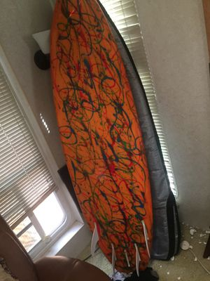 6 ft surfboard for Sale in Lake Elsinore, CA