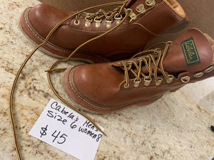 Cabelas work boots botas for Sale in Las Vegas, NV