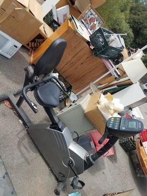 Exercise bike for Sale in Silverado, CA